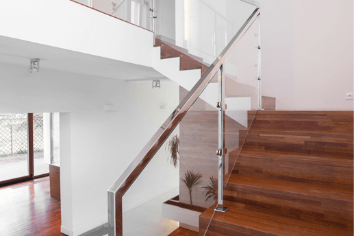 glass balustrades Bedfordshire
