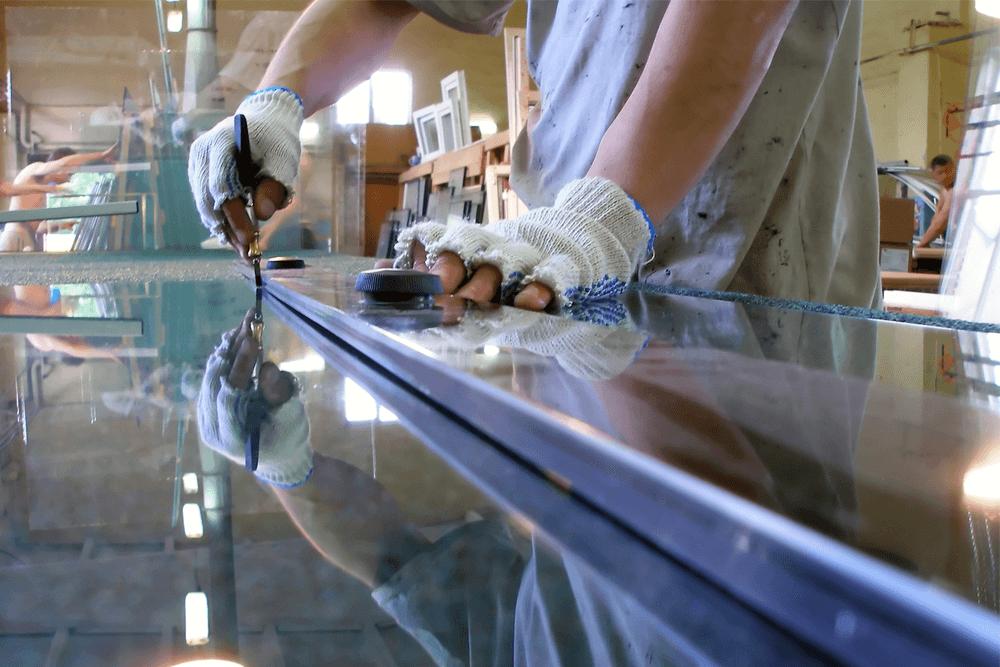 glazing Bletchley