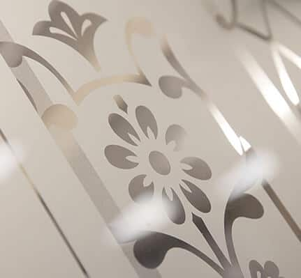 patterned decorative glass bedforshire