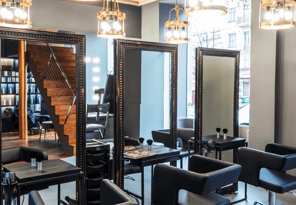Hair Salon & Beauty Mirrors