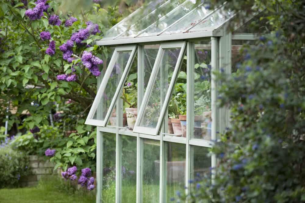 greenhouse glass Luton