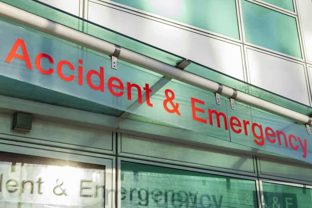 glass for health authorities Hertfordshire