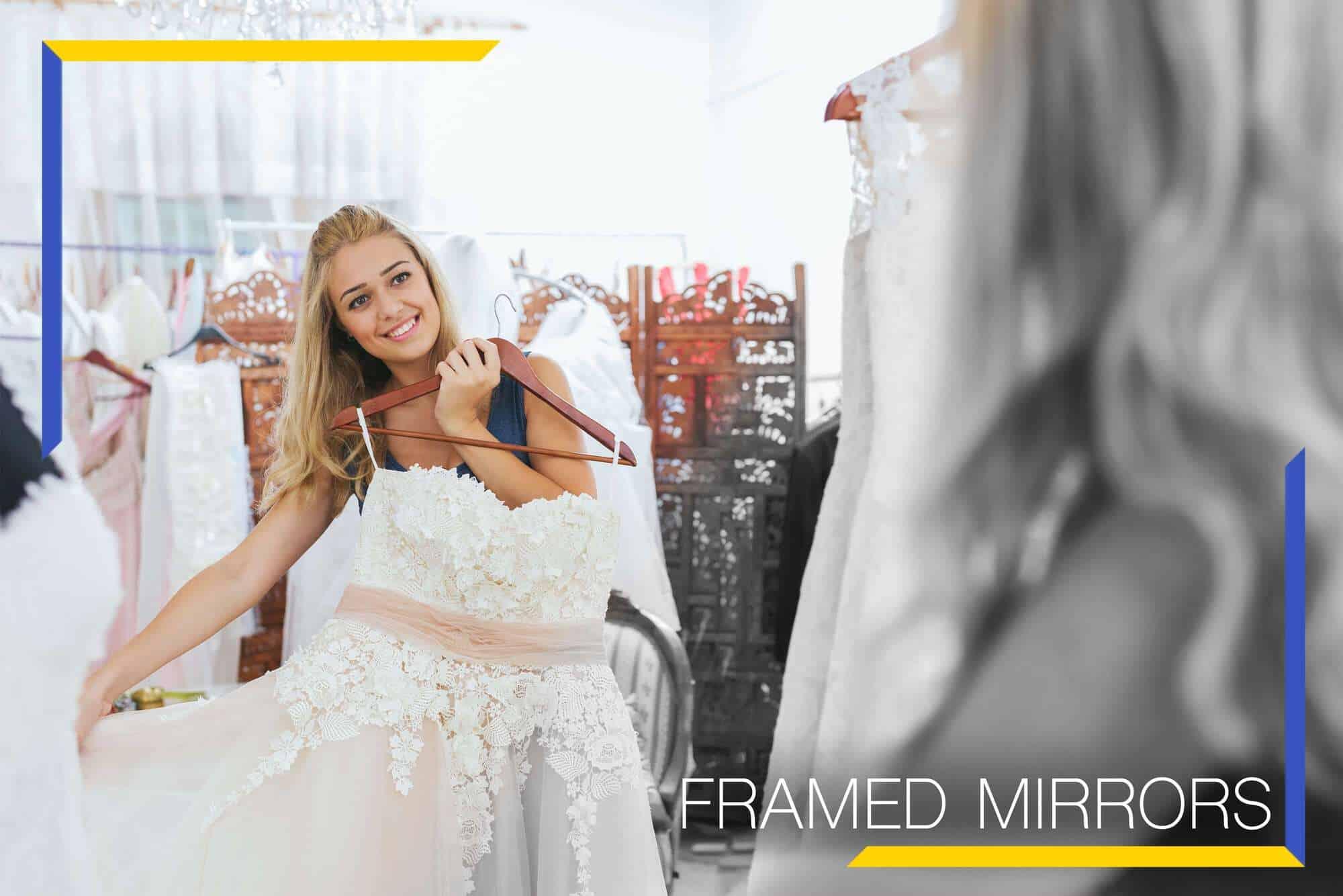 Framed Mirrors Dunstable