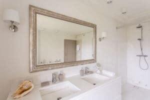 bathroom mirror dunstable glass